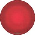 Wow!Pad Circular Mousing Surface #8DG55-003 - Red Graphite