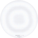 WowPad Circular Mousing Surface #8DGW55 - White Battery Saver
