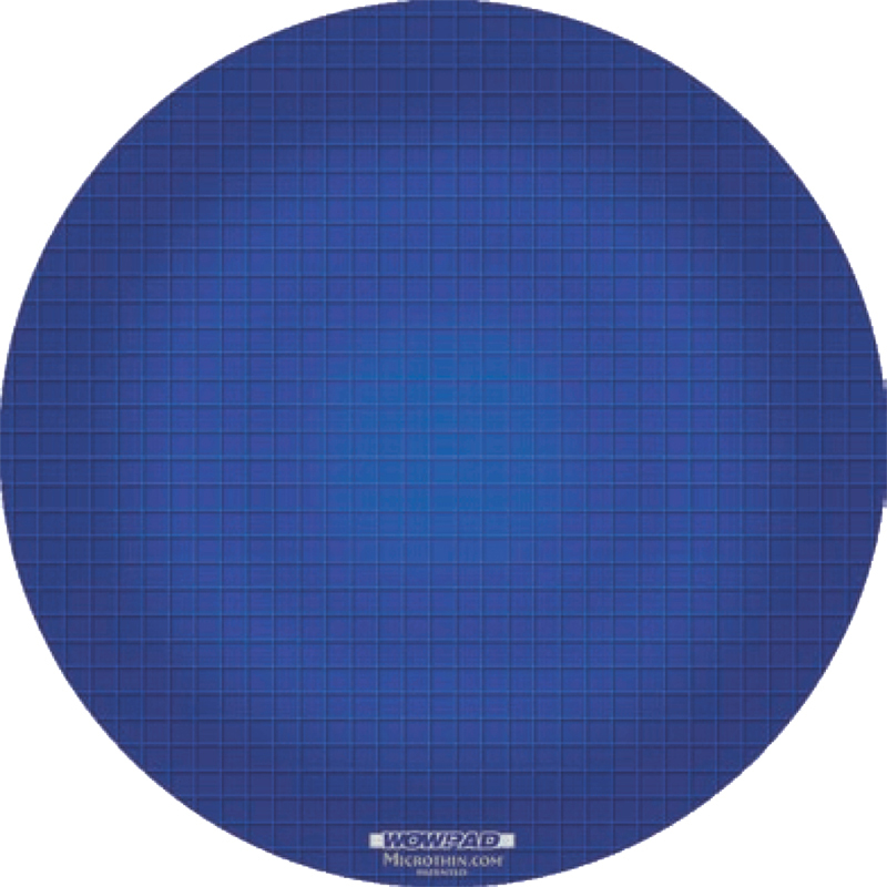 wowpad circular mousing surface by microthin ergocanada detailed