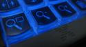 X-keys Stick -Blue Backlighting