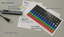 X-keys Stick - XK-4 Package Contents