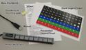 X-keys Stick - XK-8 Package Contents