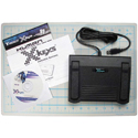 X-Keys Triple Action Foot Pedal - In the box