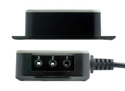 X-Keys USB 12 Switch Interface - Compact Size - Showing 3 Ports