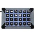 X-Keys XK-24 Programmable Keypad - Horizontal or Vertical Orientation Options