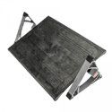 Posturite TriRite Adjustable Footrest - profile view