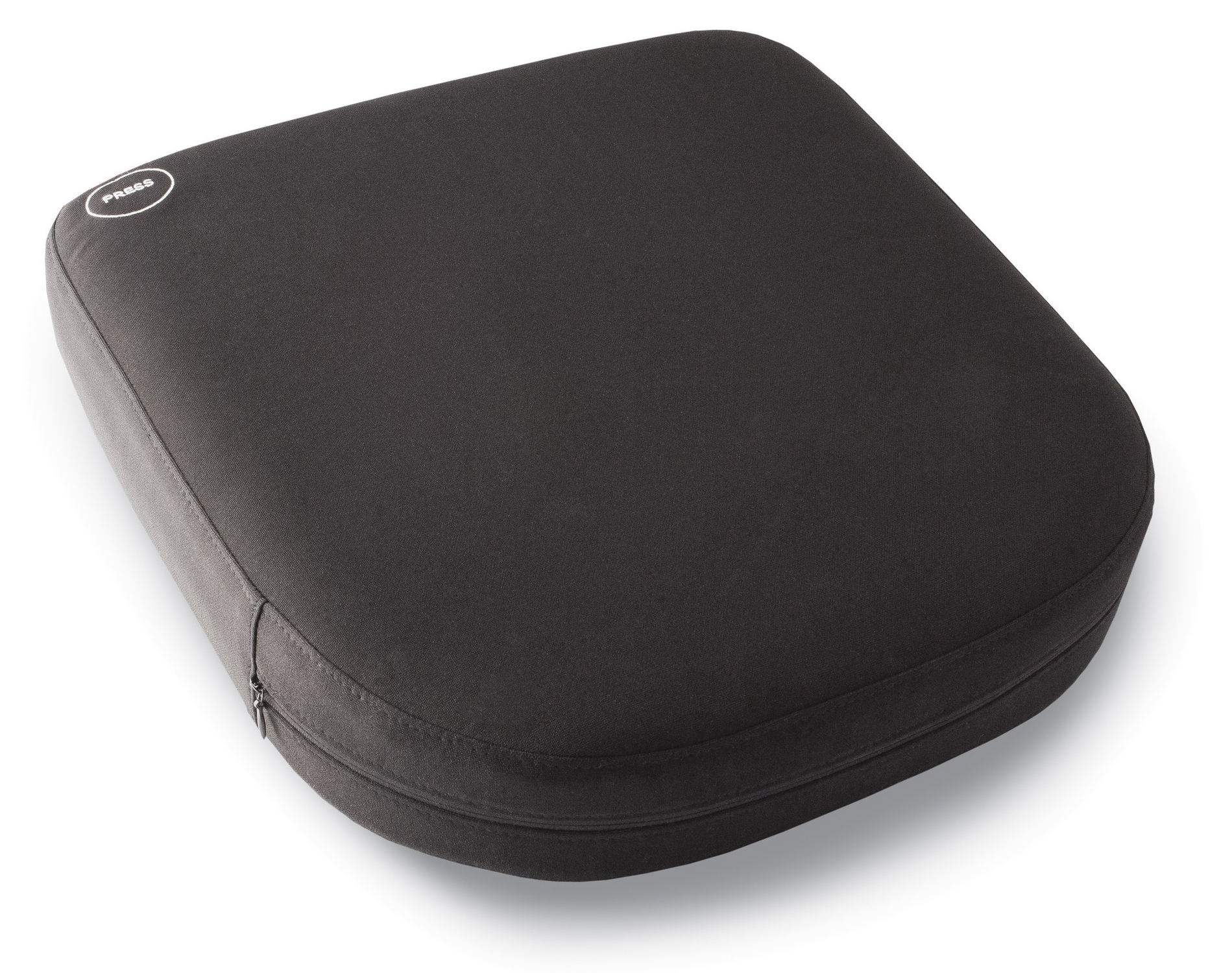 supportech adjustable memory foam seat cushion by prestige. Black Bedroom Furniture Sets. Home Design Ideas