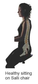 Salli Seats Improve Posture