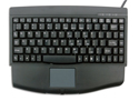 Compact -Touch Keyboard - Black