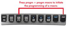 Macro Programmable