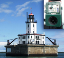 Maritime Lighthouse Installation