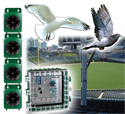 Super BirdXPeller PRO Wrigley Field Installation