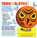 Suggested Uses for Terror Eyes