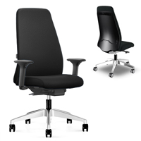 EVERY 157E Series High Back Chair from Interstuhl