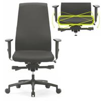 Goal 156GW Series FlexoBalance Chair from Interstuhl