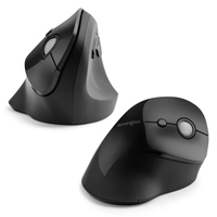 Pro Fit Ergo Vertical Wireless Mouse from Kensington