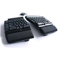 Programmable Ergo Pro Keyboard by Matias