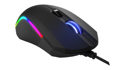 Vektor RGB Gaming Mouse - Front View