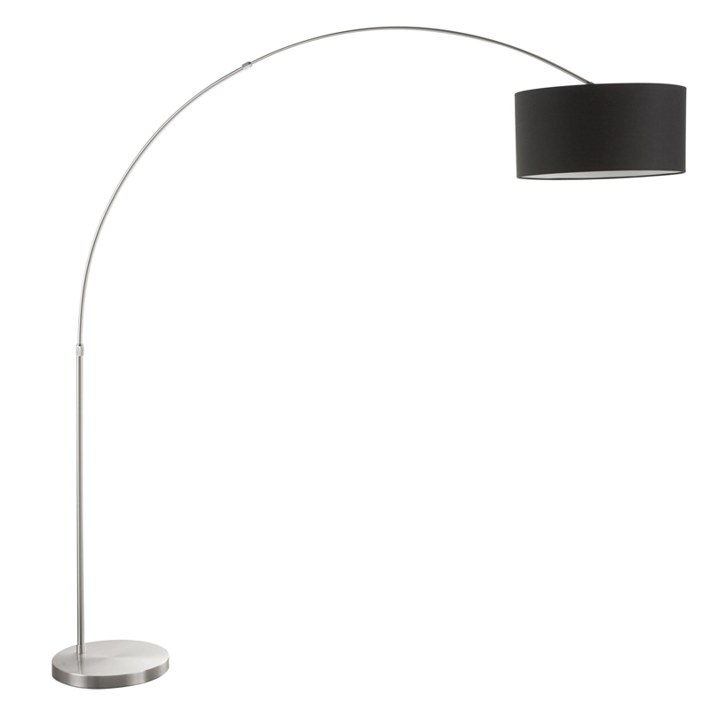 Lumisource Salon Floor Lamp - Black