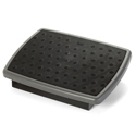 Plastic Adjustable Foot Rest with Metal Base