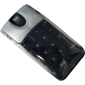 19-Key USB Numeric Keypad and Optical Mouse