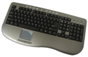 Win Touch Pro Desktop Multimedia Touchpad Keyboard