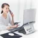 Aluminum Portable Laptop Stand - Laptop Use