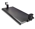 Desk Clamp Keyboard Tray