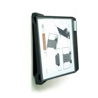 Flip & Find Wall Mounted Expandable Reference Organizer