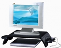 Laptop LCD Monitor Platform with USB