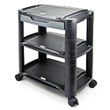Machine Cart / Storage Shelves / Monitor Stand