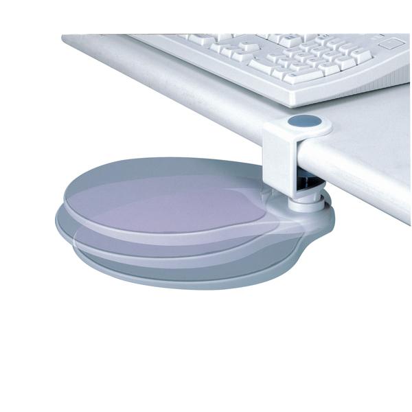Under Desk Mouse Tray By Aidata Ergocanada Detailed