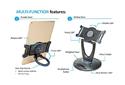 Universal Tablet Station Combo - Details