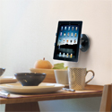 Universal Tablet Wall Mount - Mounted to Wall