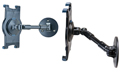 Universal Tablet Wall Mount with Arm - Multiple Articulating Joints