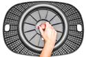 Back App 360 Balance Board - Easy Adjustment of Movement Range