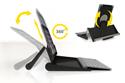 TabletRiser with ranges of adjustment