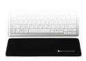 Bakker Elkhuizen Trapezium Wrist Rest Compact with compact keyboard