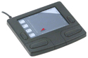 Smart Cat Pro AG Touchpad - angled view, black model