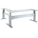 Conset 501-11 Series Heavy Duty 3-Leg Electric Height Adjustable Desk Base