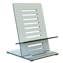 Atlas Ultra Book Holder - Silver Grey