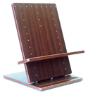 Standard Atlas Book Holder - Mahogany