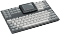 Flat SpaceSaver w/ Touchpad - with black touchpad housing