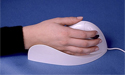 AirO2Bic Mouse (formerly known as Quill Mouse) - hand positioning