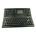 Switchable Financial Keyboard - front view