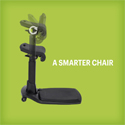 LeanRite Elite Standing Chair - Position Options