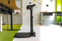 LeanRite Elite Standing Chair  - Sitting Mode