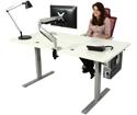 Ergomaker Height Adjustable Frame for Sitting