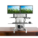 One Touch Freestand - Standing Height
