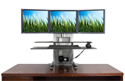 One-Touch Ultra in Triple Monitor Configuration - Raised